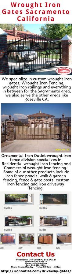 2c55d07e2ea8 Driveway Gates Citrus Heights CA