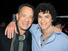 Photoshopped images of Oscar nominees posing with their younger. » Love this one of Tom Hanks.