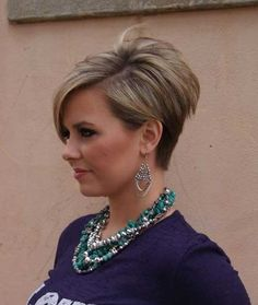 Cute Short Hairstyles 2014 – 2015 | http://www.short-haircut.com/cute-short-hairstyles-2014-2015.html
