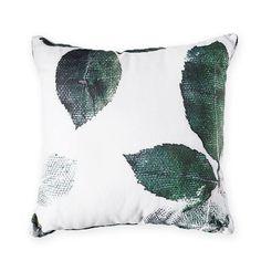 dark spring green cushion sarahblythe.com