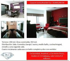 Casa en Real del Sur $4800000 - Cecilia I