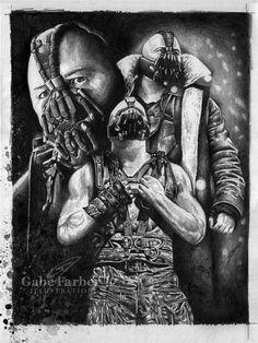 """""""Bane"""" by *GabeFarber on deviantART"""