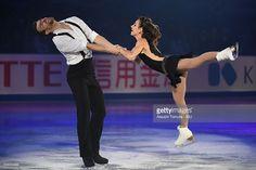 News Photo : Meagan Duhamel and Eric Radford of Canada perform...