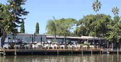 Brunch, Ophelia's on the Bay waterfront fine dining restaurant Siesta Key Sarasota, Florida. Photo by Jennifer Brinkman. Must Do Visitor Guides, MustDo.com.