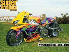 Honda CBR-1000RR