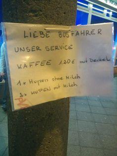 Busfahrer Berlin