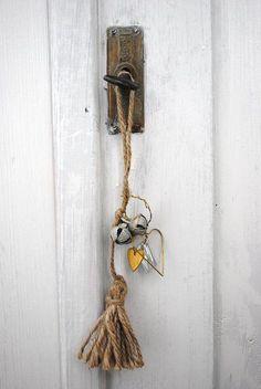 Rustic door hanger
