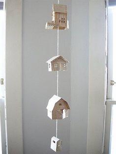 little house garland