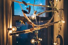 Urban Outfitters - Blog - UO DIY: Winter Light Display