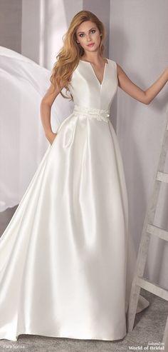 d118415d6 347 mejores imágenes de vestidos de novia en 2019