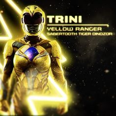 "12.6 mil curtidas, 165 comentários - Power Rangers (@powerrangersmovie) no Instagram: ""The #YellowRanger will stop at nothing to defeat Rita! See the #PowerRangersMovie – NOW PLAYING! ⚡️…"""