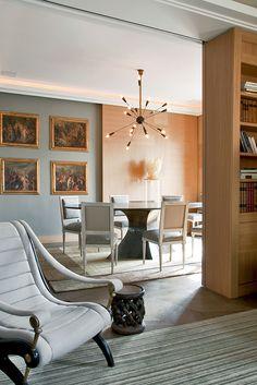 Preciously Me blog : Appartement à Paris par Jean-Louis Deniot