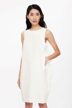 COS | Dress with draped sides