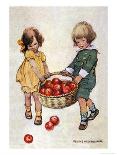 Jessie Willcox-Smith, Posters and Prints à Art.com
