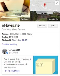 Ny post funktion i Google My Business giver dig mulighed for at poste events, begivenheder og kampagner.