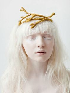 Alina Valitova photography  |  Nastya Zhidkova | Forest Crown by Lesia Paramonova