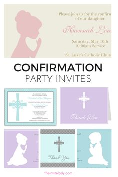 25 best confirmation party images on pinterest baptism party