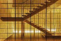 Staircase, Kengo Kuma