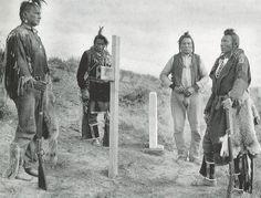 Los indios arikaras eran los exploradores preferidos por Custer. Sus ojos y oídos en la pradera, que dejó de escuchar en el peor momento.