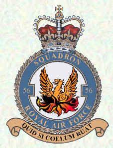 No 56 Squadron RAF Wattisham 1976 - 1979