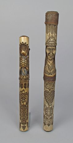 Talking Sticks by Abbe Museum, via Flickr