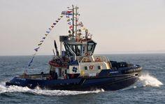 Eerste aankomst IJmond  29 september 2015 op de rede van IJmuiden vanaf de 'Bernardus'  http://koopvaardij.blogspot.nl/2015/09/eerste-aankomst-ijmond.html