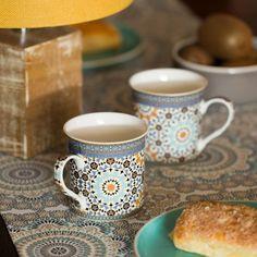 Was gibt es Schöneres als einen heißen #Tee an einem stürmischen Herbsttag? #teeservice #tassen