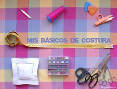 Herramientas / Mis básicos de costura