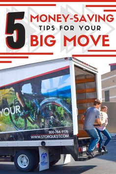 Making a big move on a tight budget? Use these tips to help you plan ahead and maximize your moving funds. Moving Day, Moving Tips, Bus Travel, Travel Tips, Travel Destinations, Travel With Kids, Family Travel, Packing To Move, Moving To Florida