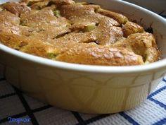 Zapečená rebarbora - Clafoutis à la rhubarbe (klafutý a la rybarb) - *CHUTNÉ STRÁNKY S FRANCOUZSKÝM NÁDECHEM* Thai Red Curry, Ethnic Recipes, Food, Essen, Meals, Yemek, Eten