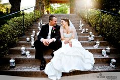 kelly & joel's wedding | pala mesa resort in fallbrook, ca - La Vida Creations Photography