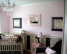 This is the picture we are modeling Lila's nursery after.  We will use black instead of brown.