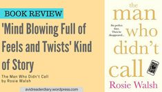'Mind Blowing Full of Feels and Twists' Kind of Story Kinds Of Story, Ya Books, Twists, Mind Blown, Book Review, The Man, Feels, Mindfulness, How To Get