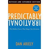 Predictably Irrational by Dan Ariely,  recommended by Paul Adams