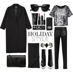 Holiday Style Leather Pants (8)