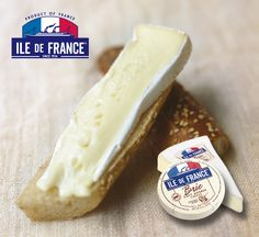 Brie Cheese - Gourmet French Brie from Ile de France Cheese