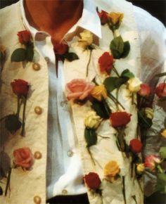 Dries Van Noten Menswear from Spring/Summer 1993
