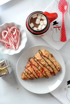 Candy Cane Chocolate Chip Scones (Gluten-Free) | 19 Breakfasts That Will Make Your Christmas Morning Delicious