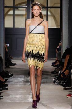 Balenciaga - Spring Summer 2013 Ready-To-Wear - Shows - Vogue.it