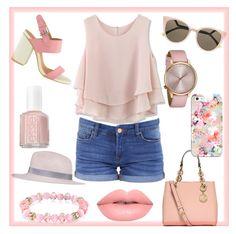 """Pastel Pink"" by emilybeauty101 on Polyvore"