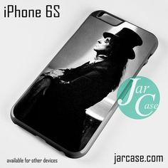 Alice Cooper With Magician Hat Phone case for iPhone 6/6S/6 Plus/6S plus