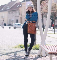 Iva K. - Monday Mint Bag, Pink Day, 21 Years Old, Green Bag, Fashion Backpack, Shirt Style, Adidas Sneakers, Sporty, Chic