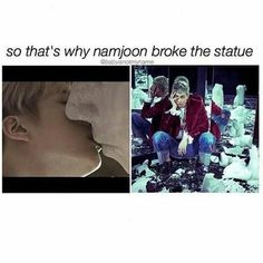 Namjin is real within the theories too