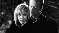 Sin City - Jessica Alba - Bruce Willis