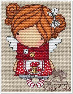 Совместный творческий проект Magic dolls с дизайнерами по вышивке Мила Вождь и Екатерина Гафенко по всем вопросам о вышивке  сюда: https://www.facebook.com/profile.php?id=100012317434643 http://vk.com/mika__mila_katya