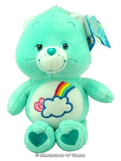 care bear plush | Care Bears Plush Bashful Heart Bear Pictures