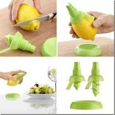 Simply Amazing Products » » Citrus Spray Set
