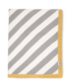 Knitted Blanket - 70 x 90cm - Diagonal