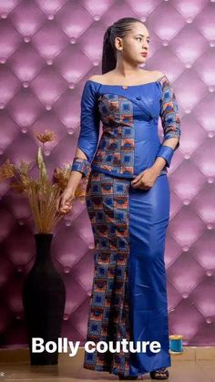 Long African Dresses, Latest African Fashion Dresses, African Print Dresses, African Print Fashion, African Dress Patterns, African Print Dress Designs, Couples African Outfits, African Attire, African Blouses