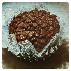 Brigadeiro com granulado Unique Harald 100% chocolate